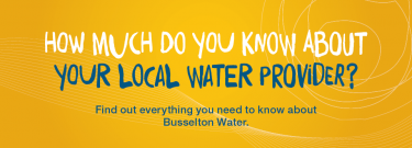 Get to know Busselton Water